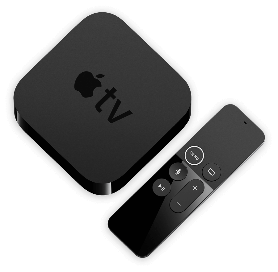 Apple TV image.