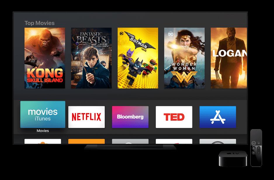 Apple TV 4K image.