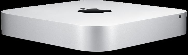 Mac mini image.