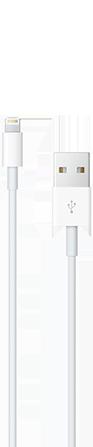 Lightning към USB кабел